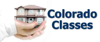 Colorado Real Estate Classes